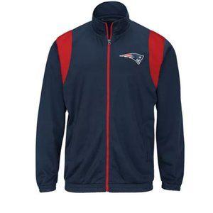 🆕️🌻NWT NFL Patriots Track Jacket